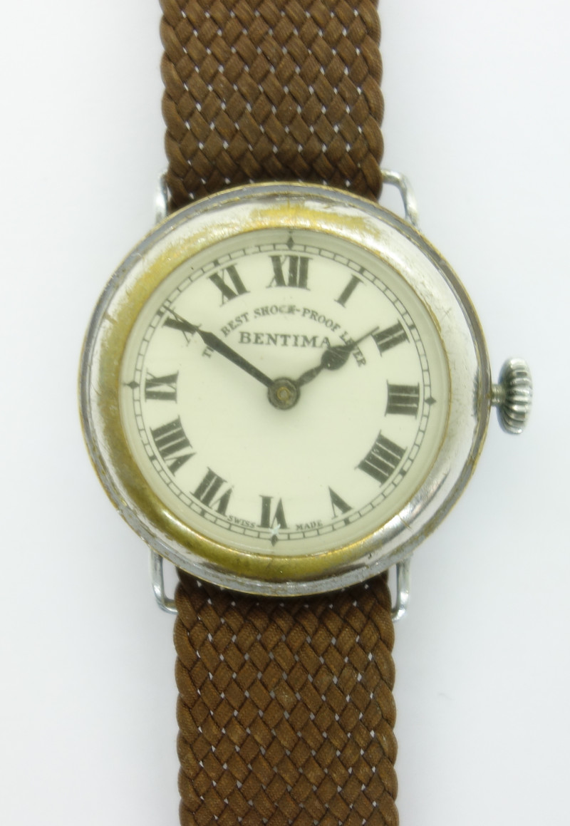 "Bentima Herrenuhr ""The Best Shock-Proof Lever"""